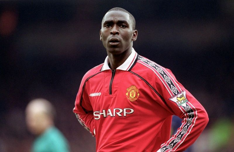 Andy Cole is one of the most travelled players.