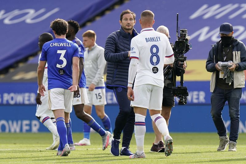 Lampard is reportedly open to letting Ross Barkley leave on loan