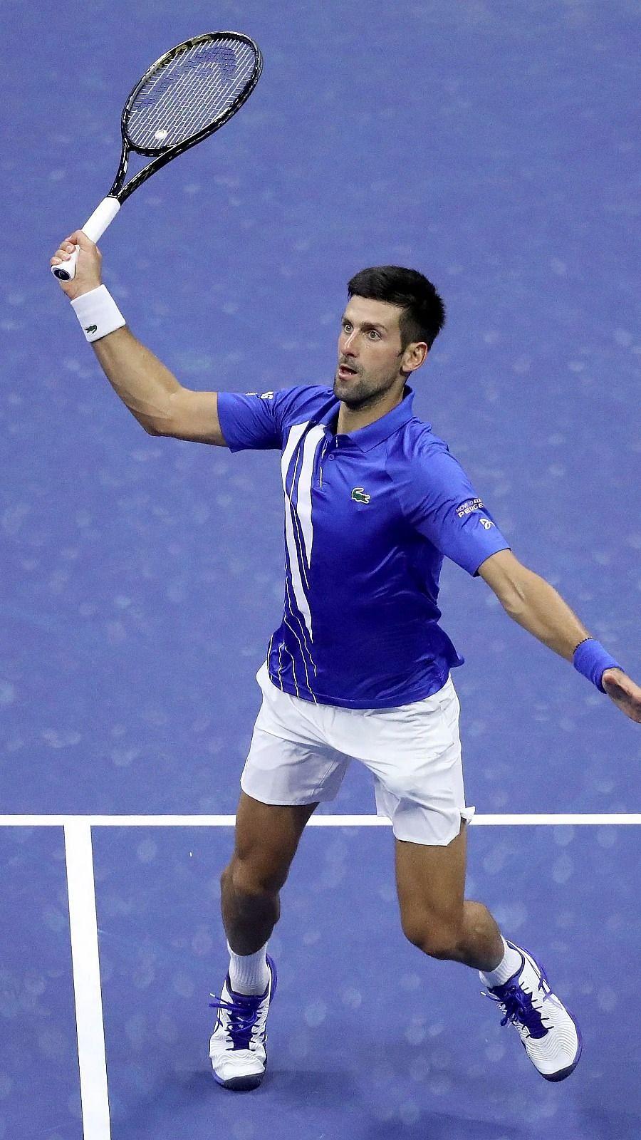 It Was Like When You Break Up With A Girl Via Email Navratilova Slams Novak Djokovic For Skipping Press Conference