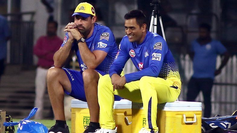Stephen Fleming feels MS Dhoni is fit and ready to go.
