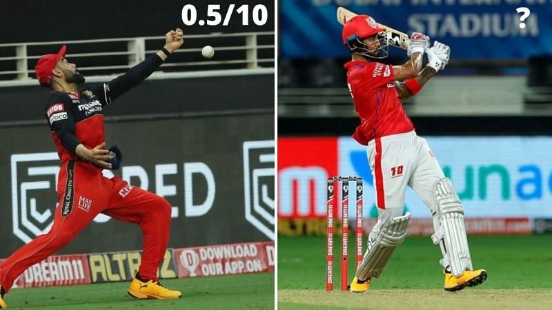 RCB captain Virat Kohli had one of the worst games of his IPL career
