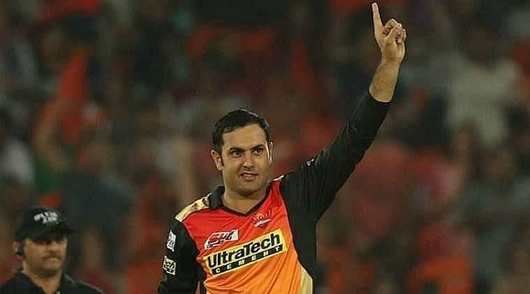 Mohammad Nabi played 8 matches for Sunrisers Hyderabad in IPL 2019