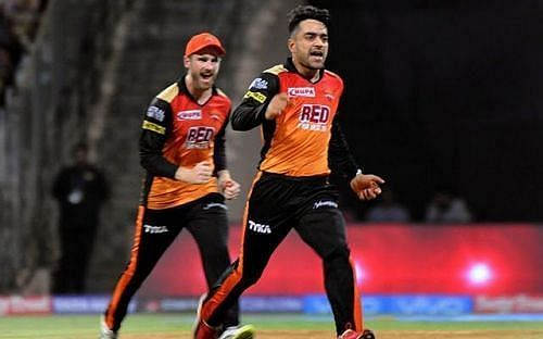 The Sunrisers would certainly have to tinker with their overseas combination after Marsh