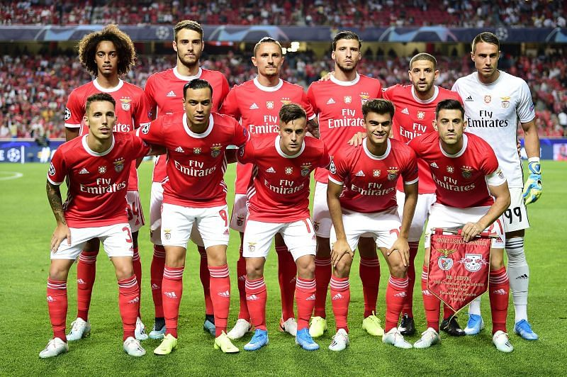 SL Benfica will face Famalicao on Friday