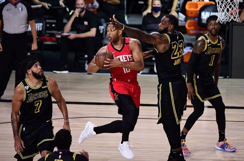 Eric Gordon would have a much better chance to win an NBA championship with the Houston Rockets.