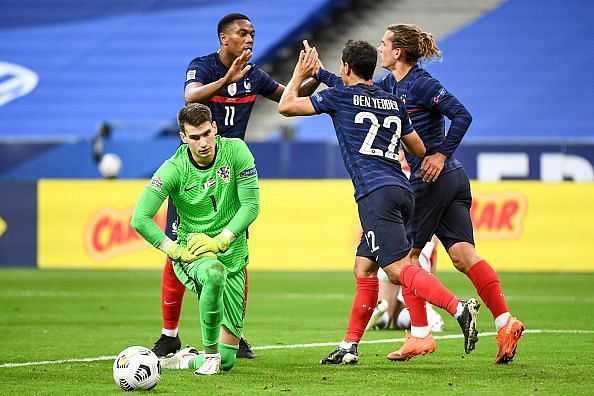 France put in a clinical display against Croatia