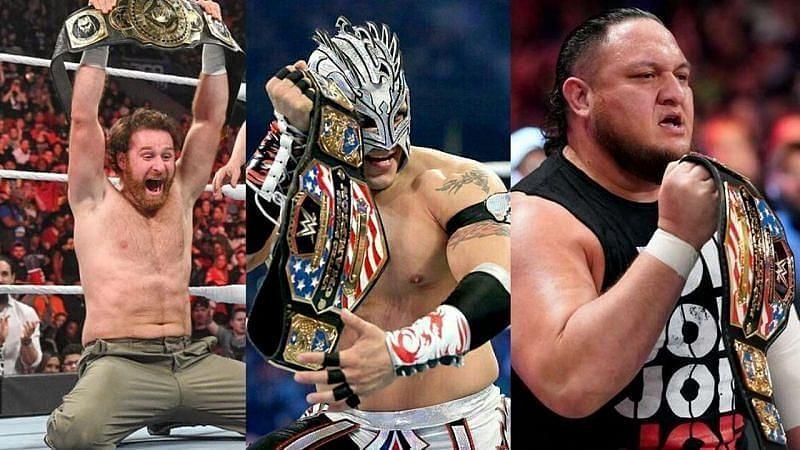 WWE सुपरस्टार्स जो चैंपियन रह चुके हैं