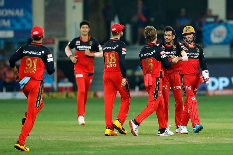 RCB won for the second time in three matches (Image Credits: IPLT20.com)