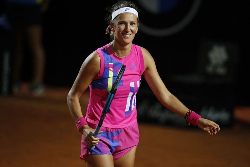 Victoria Azarenka faces Daria Kasatkina in the Rome 3rd round