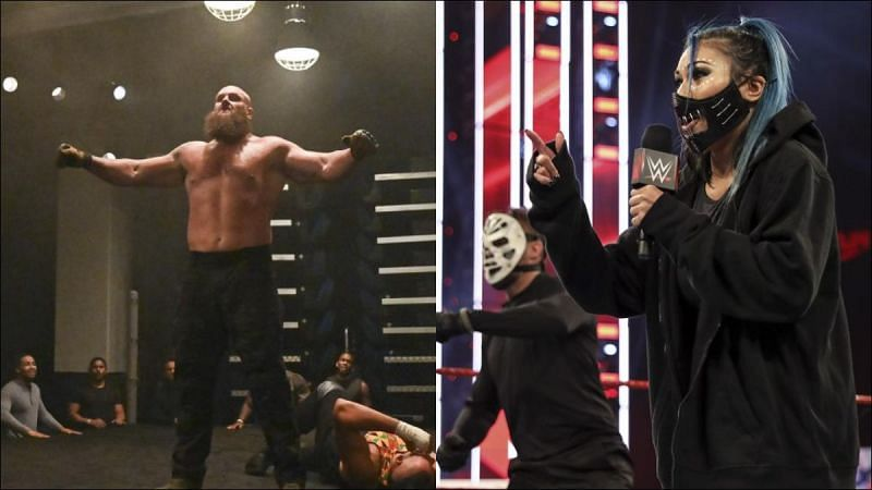 Dabba-Kato met his match while RETRIBUTION struck again on WWE RAW
