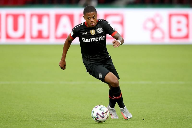 Leon Bailey is an important player for Bayer Leverkusen