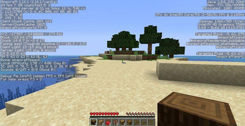 Islands (Image credits: Minecraft-seeds.com)