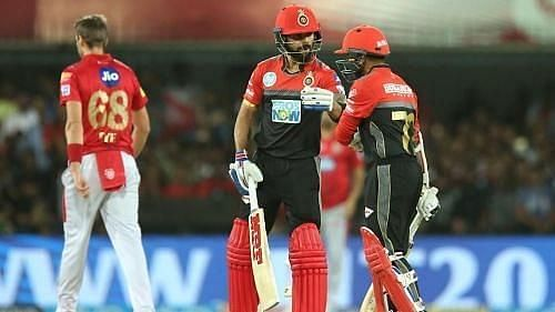 Royal Challengers Bangalore and Kings XI Punjab will face off in game six of IPL 2020