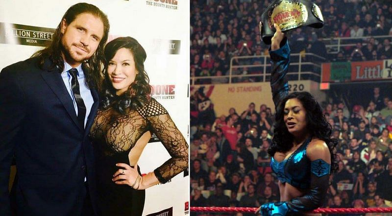 Melina would be a welcome addition to the WWE Women