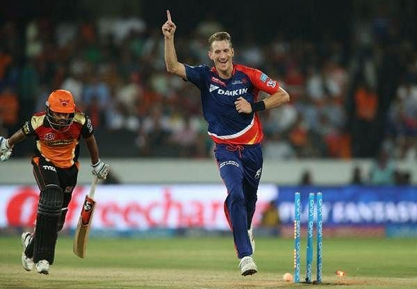Chris Morris was bought by RCB for big bucks in the IPL 2020 auction