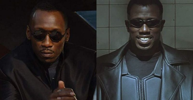 Mahershala Ali (L) and Wesley Snipes (R) (Image Credits: Heroic Hollywood)