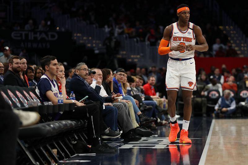 The New York Knicks were targeting Giannis Antetokounmpo this off-season