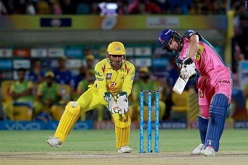 The Rajasthan Royals will face the Chennai Super Kings in the IPL tonight
