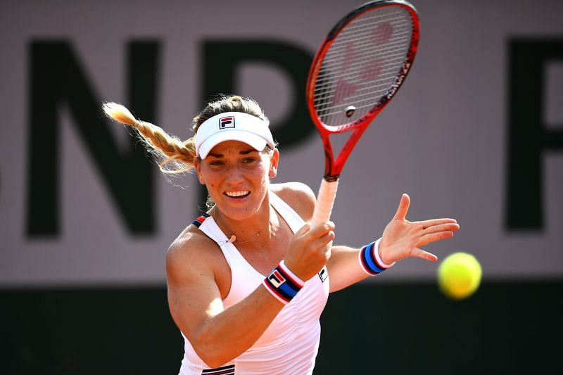 Timea Babos is yet to win a main draw match in singles this year