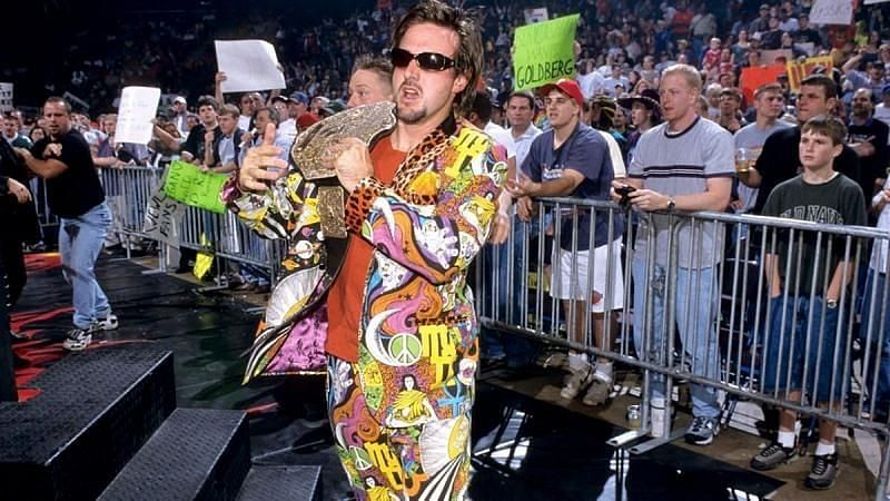 Arquette says that DDP came up with the idea (Pic Source: WWE)
