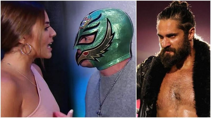 रे मिस्टीरियो की बेटी के लिए WWE का प्लान