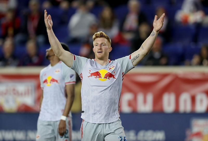 Tim Parker is an important player for New York Red Bulls