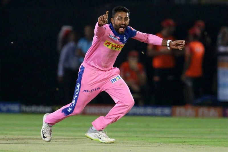 Shreyas Gopal had an excellent IPL 2019
