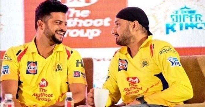 Sunil Gavaskar also believes that it will be difficult for CSK to replace the likes of Suresh Raina and Harbhajan Singh.