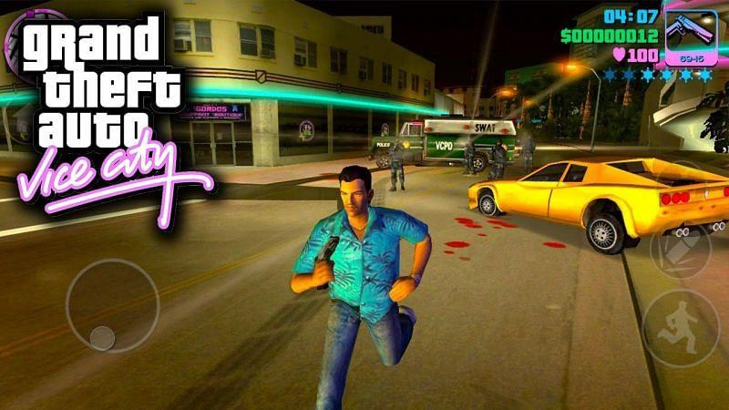 GTA: Vice City. Image: Pinterest.