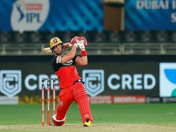 AB de Villiers has four fifties to his name at IPL 2020.