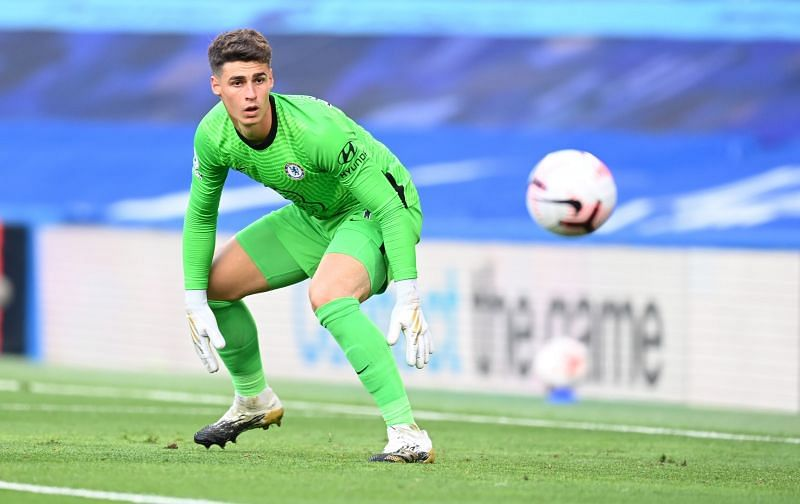 Kepa made another big mistake to cost his team a goal