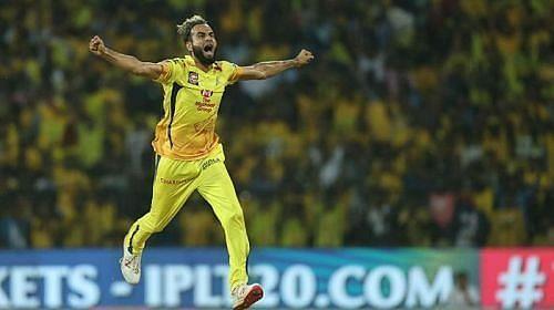 Imran Tahir bagged 26 wickets in 17 games in IPL 2019.