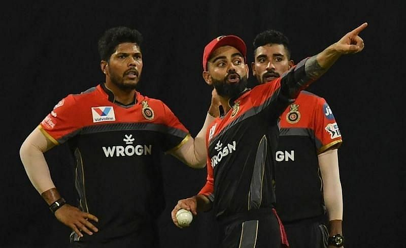 The RCB death bowling has been a matter of concern for them over the years in the IPL