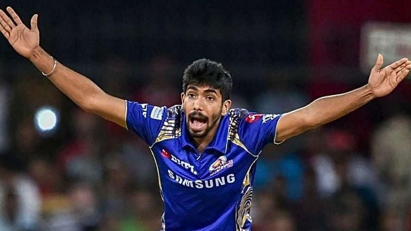 Jasprit Bumrah was undoubtedly one of the bowlers picked by Aakash Chopra in his Mumbai Indians XI