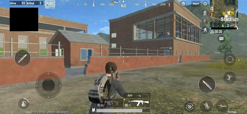 The Stadium is back in PUBG Mobile Lite