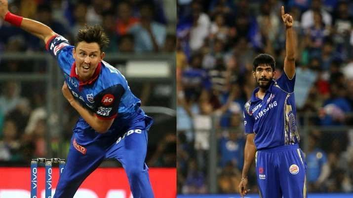 The Mumbai Indians have the top 2 ODI bowlers in the world in their ranks
