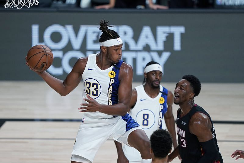 A move to Golden State Warriors could be Myles Turner
