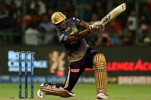 Andre Russell is a vital cog in KKR