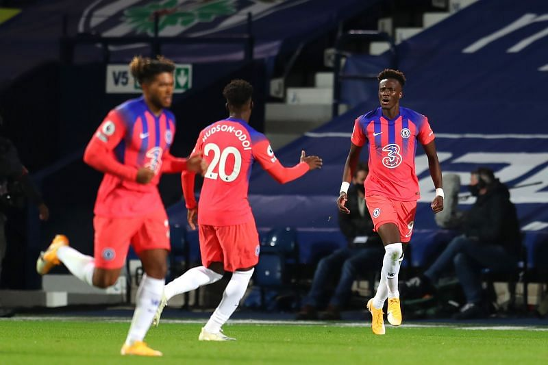 West Bromwich Albion 3 3 Chelsea Player Ratings For The Blues As Tammy Abraham Scores Late Equaliser Premier League 2020 21