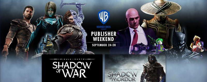 Steam Publisher Weekend