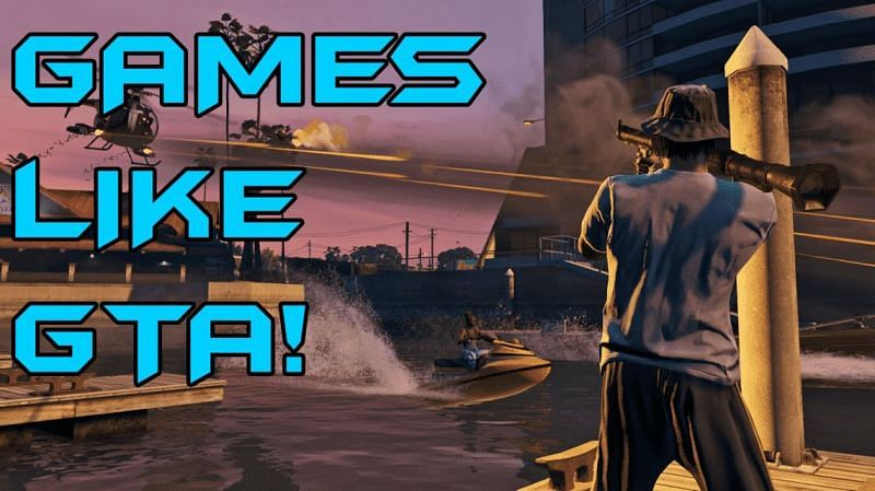 Best Android games like GTA under 1 GB. Image Credits: Gamingrey.