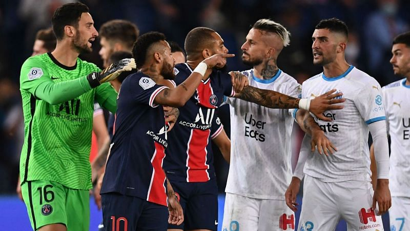 Paris Saint-Germain will have to do without several players. Image Source: Goal