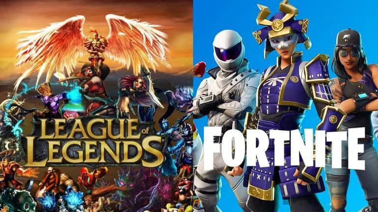 Fortnite and League of Legends could allegedly be banned by the Trump government (Image Credits: es.me)