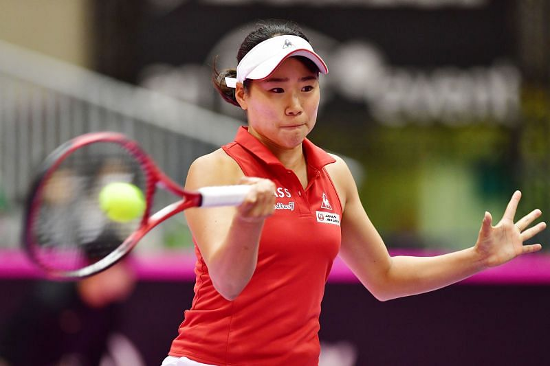 Nao Hibino has gained confidence after ending her losing streak