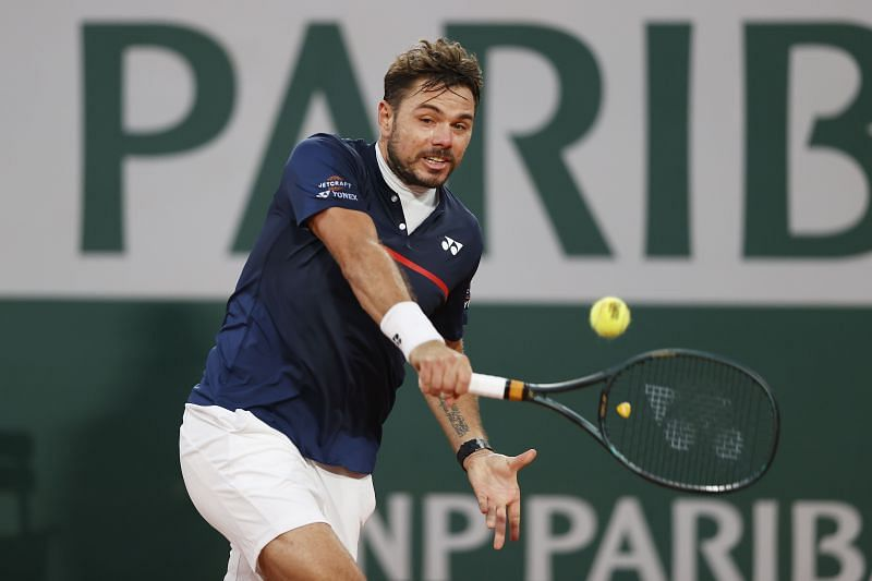 Wawrinka said the conditions in France help his game.