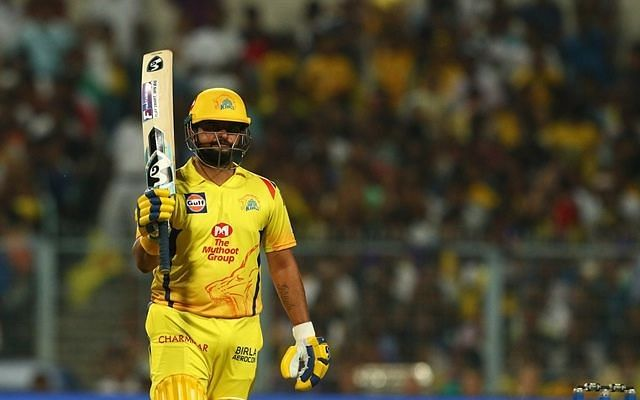CSK vice-captain Suresh Raina is also the team