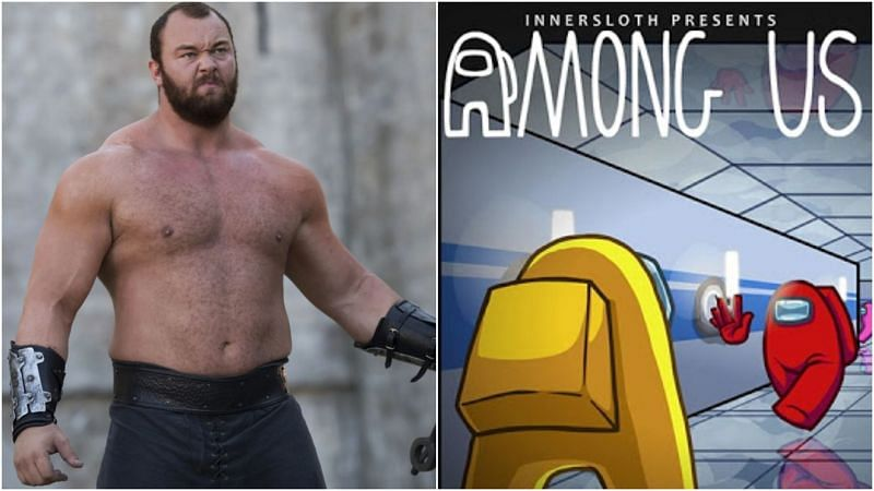 'The Mountain' is the latest to jump onto the Among Us bandwagon
