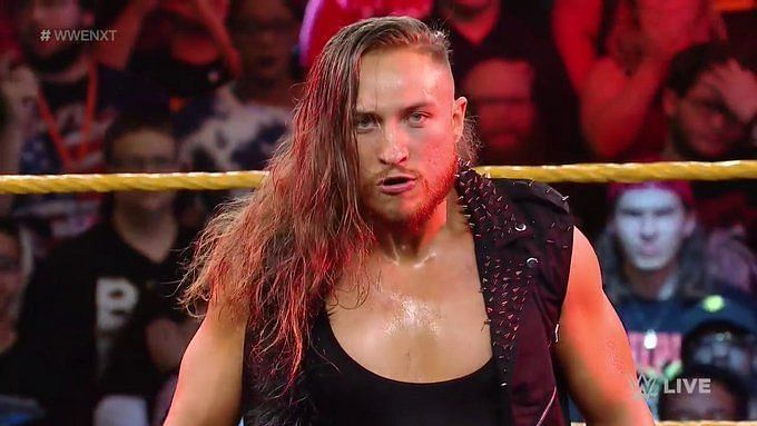 Pete Dunne is one of the top young stars in WWE