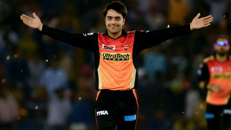 Rashid Khan could hold the key for SRH in IPL 2020 (Credits: DNA India)