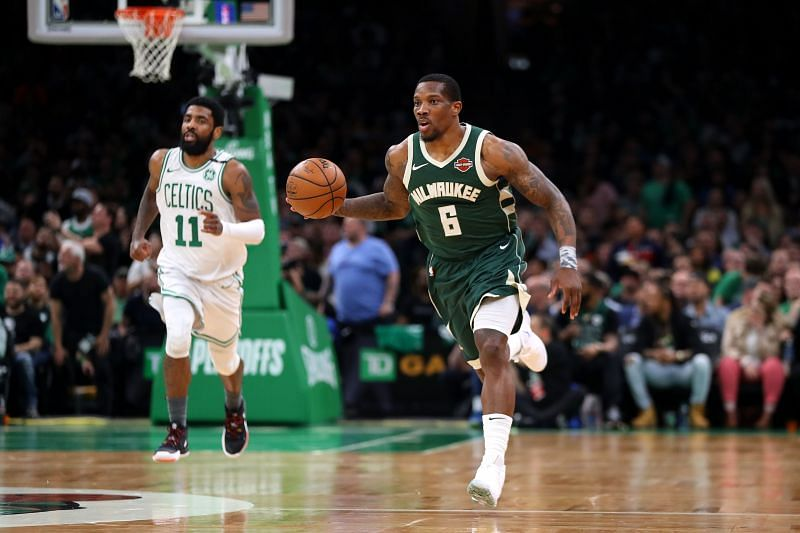 Eric Bledsoe made it to the 2020 All-Defensive second unit